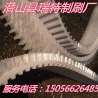 厂家供应皮带刷工业刷毛刷条条刷