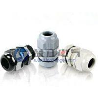 M12*1.5尼龙电缆防水接头 蓝江品牌