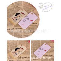 厂家批发iphone手机壳 iphone5S手机套 透明卡通手机保护套