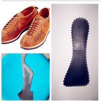 桥头镇 二氧化碳激光雕刻切割裁床 皮革鞋面激光雕刻机