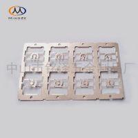 厂家供应铜片 标准5号 7号 AA AAA电池片,电池弹片,电池正负板片