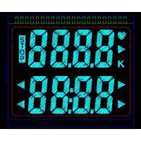 定制计步器 电子表 LCD液晶屏5022