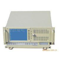 供应欧曼4U一体机 机房监控设备主机 前置一体化显示屏及键盘鼠标