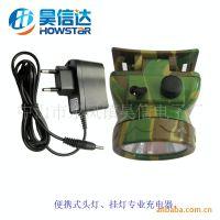 头灯充电器 ,LED头灯 锂电池充电器, 100%老化测试