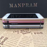 iphone6手机壳 苹果6弧形迷你海马扣边框 iPhone 6 Plus(5.5)