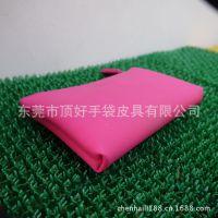 2013新款硅胶化妆袋 化妆包 长款PVC化妆包  硅胶拉链笔袋