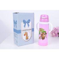 厂家批发儿童卡通水壶 迪士尼同款儿童吸管保温杯 创意真空水杯