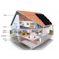 太阳能异聚态无水取暖系统节能80%,100M2房间低至10元/天,优于燃气供暖、电地暖、集中供暖