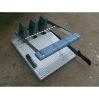 供应XD-250强力切纸打孔两用机