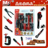 伙拼全年抄底价男孩电动维修工具 手提儿童工具箱 工具台套装