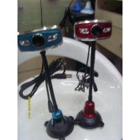 供应高清一帆风顺电脑摄像头带麦克风夜视监控视频免驱外贸价格优势