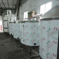 胶水生产成套设备 不锈钢反应釜 涂料化工反应釜