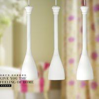 现代简约时尚吊灯灯饰三头创意过道餐厅吊灯灯具厂家直销批发加盟
