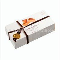 礼品包装盒 方形纸盒 服饰礼品盒 天地盖盒可加丝带 厂家订做生产