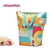 官网牛货 单肩沙滩包 购物袋 亮色 超厚实牛津布 1个
