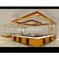 品牌连锁珠宝店展柜定做 深圳的商业展柜家具厂 欢迎参观