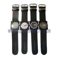 速卖通货源厂家供应SPIKE新款时尚女士邮票石英礼品手表