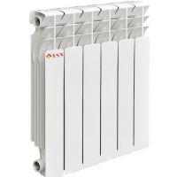 别墅专用暖气片产品/意斯暖高压铸铝暖气片