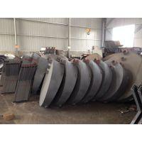 供应螺旋溜槽配件溜槽主要易损件 溜槽工艺参数 溜槽结构参数