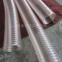 供应PU钢丝增强软管(螺旋状钢丝加固),山东盛亚软管
