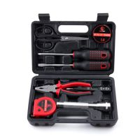 力创实用高档家用组合工具9件套装多用五金工具 9PCS礼品工具