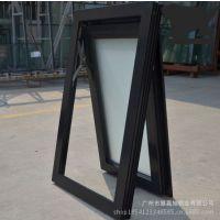 厂家销售各种高质量铝合金窗 上悬窗 可定制