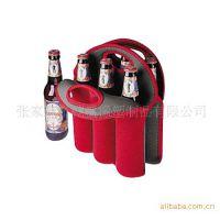 潜水料工艺礼品/六瓶装红酒瓶套/多瓶套/茴香酒/白兰地酒袋