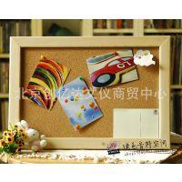 木框软木板60*90北京软木厂