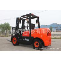 山东厂家直销4吨叉车 4吨柴油叉车 专业生产出售 质量可靠4吨叉车