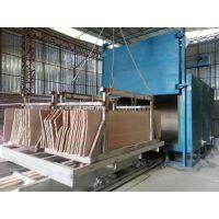 供应石材改色生产线 石材改色炉 石材烤花炉 石材热处理工艺炉