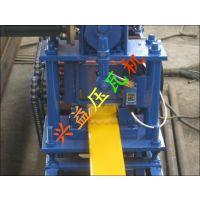 广告扣板机生产厂家河北沧州兴益压瓦机厂销售电话18233653803