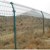 供应安平兴博Q235铁丝围山圈地隔离网、铁丝喷塑护栏