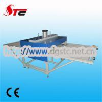 东莞尚成机械设备厂家直销,80*80cm 自动气动网布升华转印机