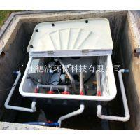 供应地埋式一体化过滤系统,地埋式污水处理设备