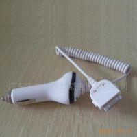 【大量供应】iphone3g 其他其他数码配件 苹果鸡腿型车载充电器