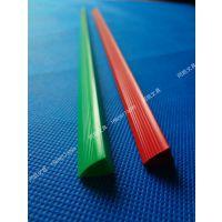 【厂家直销】文件塑料PVC抽杆条 颜色齐全 规格多种