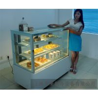 供应直角蛋糕柜 0.9米糕点冷藏展示柜水果慕斯熟食菜品饮料展示保鲜柜