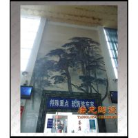 景德镇瓷板画厂家 定做墙壁画