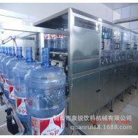 供应江西南昌全自动桶装矿泉水灌装设备 桶装矿泉水灌装机