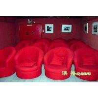 咖啡厅沙发椅子-咖啡店时尚沙发椅设计