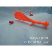 厂家直销 塑料松鼠饭勺  鱼形饭勺 烹饪勺 多款色铲饭勺 厨房工具