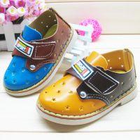 2015春季新款 淘宝热销韩版男款儿童皮鞋 小童单鞋批发 899
