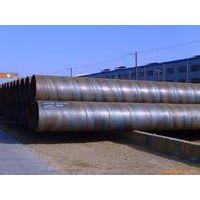 供应3pe防腐螺旋钢管