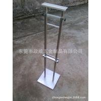 厂家专业订制五金升降展示支架 双杆支架 可来图来样订制