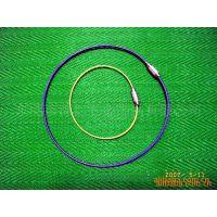 DG钢丝绳扣|钢丝网|钢丝圈|钢丝绳环|钥匙扣钢丝绳圈|不锈钢钢丝