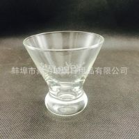 厂家热销 高质量威士忌酒杯 环保创意玻璃小酒杯 量大价优