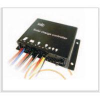 【厂家供应】12/24V 5A PRC红外线遥控 太阳能路灯防水控制器