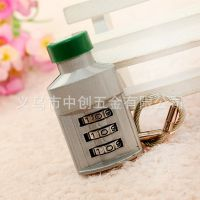 3位密码锁 酒瓶锁 小密码挂锁 箱包挂锁 CJSJ CH-002