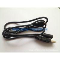 供应勒竹角  专业生产1.5米高速USB2.0(纯铜单环)延长线/带编织屏蔽