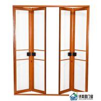 铝合金门窗 铝合金门窗厂家 深圳铝合金门窗 诗美居门窗供应85系列折叠门